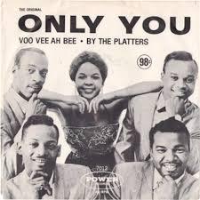 プラターズ55年デビュー曲で全米5位ミリオンセラー「オンリー・ユー」   竜馬のブログ 我が青春のポップス